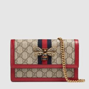 d23a055852c5 ... this as Gucci is surely redefining modern luxury fashion by using the  emblematic monogram pattern which brought back the idea of using its unique  logo ...